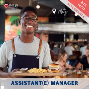 alternance assistant manager cese metz
